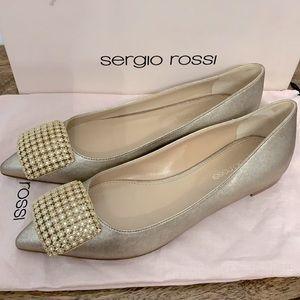 Sergio Rossi flats